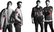 The Chainsmokers frontar Tommy Hilfigers höstkampanj