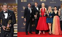 "Alexander Skarsgård vann Emmy för sin roll i ""Big little lies"""