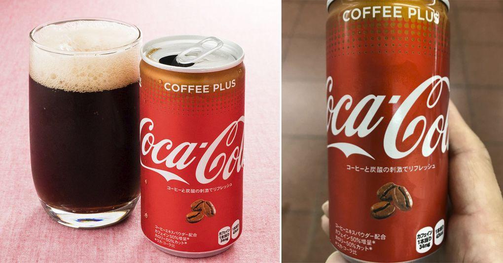coca cola kaffe