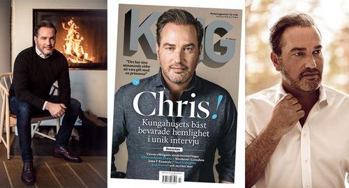 I en exklusiv intervju med King berättar Chris O Neill om det ofrivilliga  kändisskapet 4a591a6a0fd3c