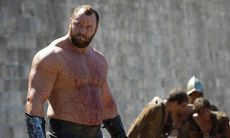 """The Mountain"" från Game of Thrones är världens starkaste man"