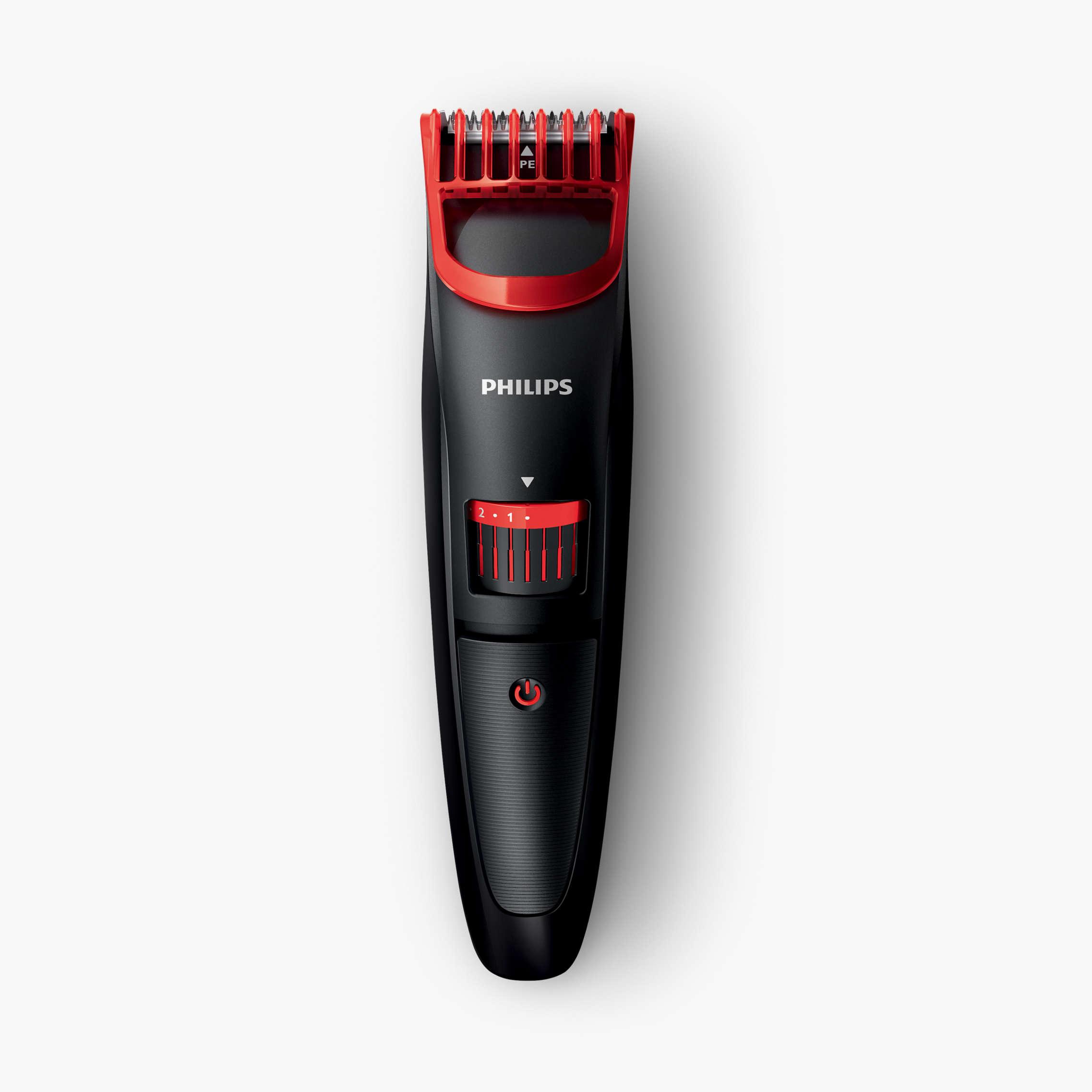 För att hålla koll på din ansiktsbehåring behöver du en bra trimmer.  Philips gör en smidig och skön variant som kan trimma såväl stubb som kort  skägg. 0a07de08c78d0