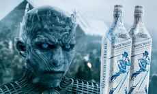 "Game of Thrones släpper whiskyn ""White Walker"""