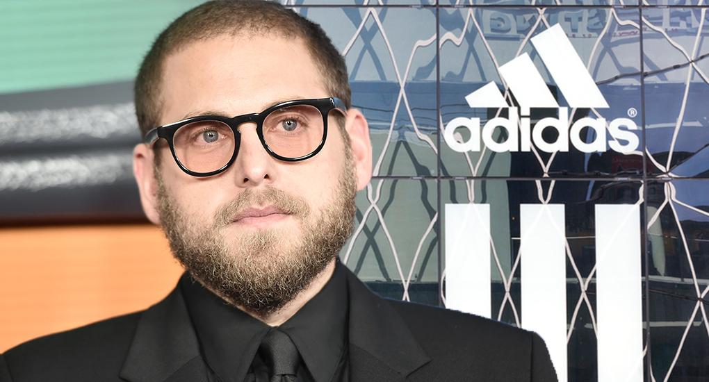 Jonah Hill hintar om ett samarbete med Adidas