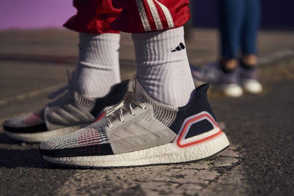 ... till den mest responsiva löparskon i Adidas sortiment. Den nya  Ultraboosten har också betydligt mer stuns i steget 6ee137f404b7c