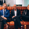 Mingel med King och Oscar Jacobson i Göteborg
