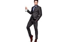 Lucka 15: Kostym från H&M