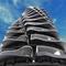 Den roterande skyskrapan – där alla får en takvåning