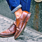 """Bryt en stilregel: """"Bär aldrig bruna skor efter klockan 18"""""""