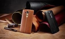 Vinn LG:s nya smartphone klädd i äkta läder