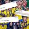 Så här firades svenska EM-guldet på sociala medier