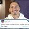 """""""Syre behöver Zlatan för att överleva"""" – Här läser Zlatan fakta om sig själv"""