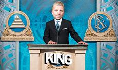 """Hör Kingpodden avsnitt 6: """"Scientologerna"""""""