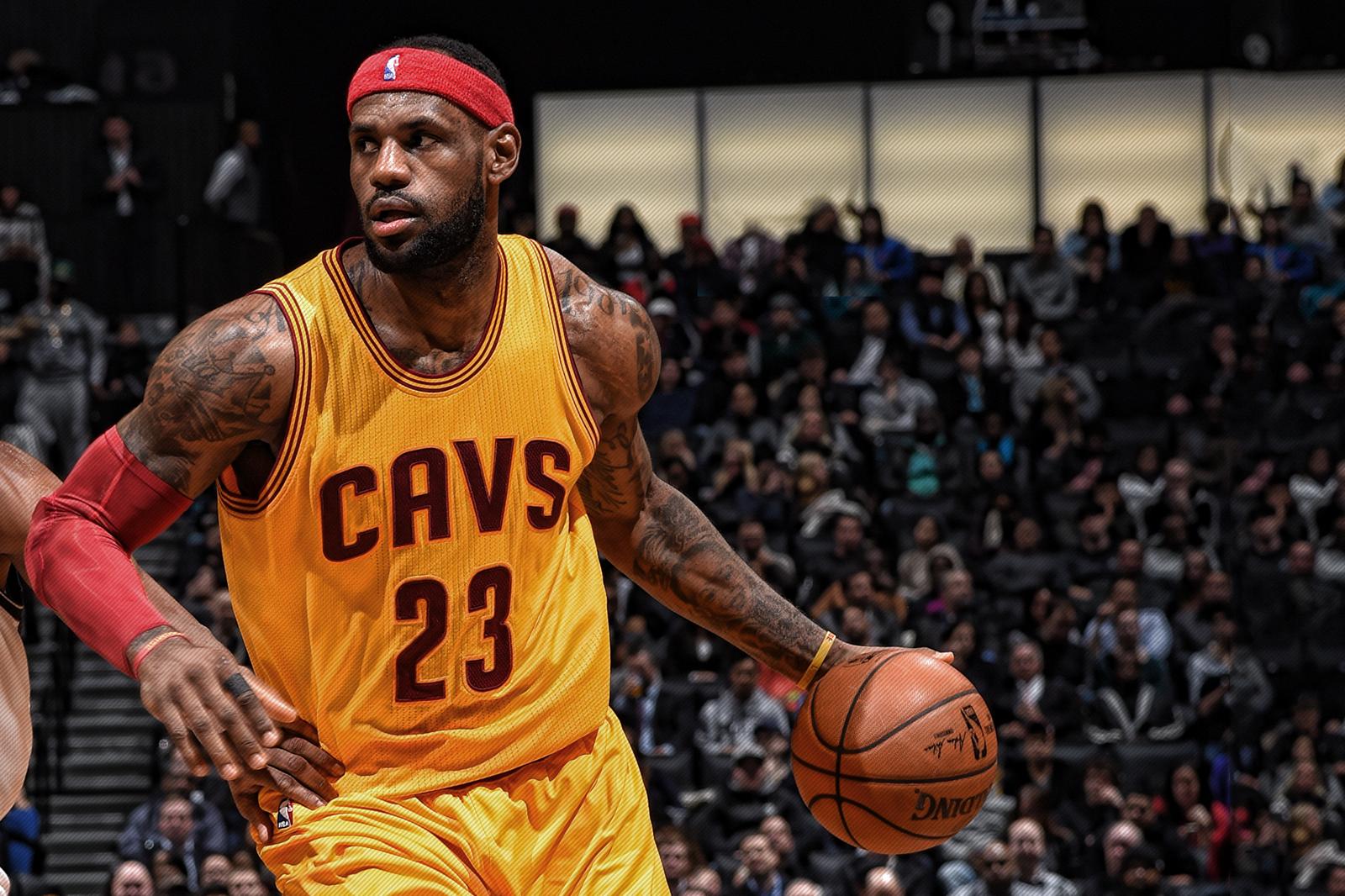 los angeles 767aa ef6bf Nike skriver livstidskontrakt med sportstjärna – så mycket är det värt.  Basketstjärnan LeBron James ...