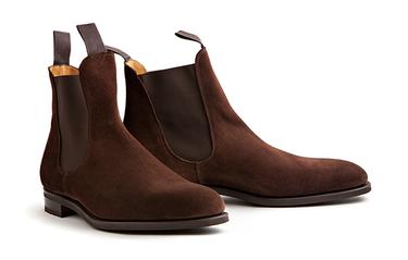 8 fina chelsea boots i mocka