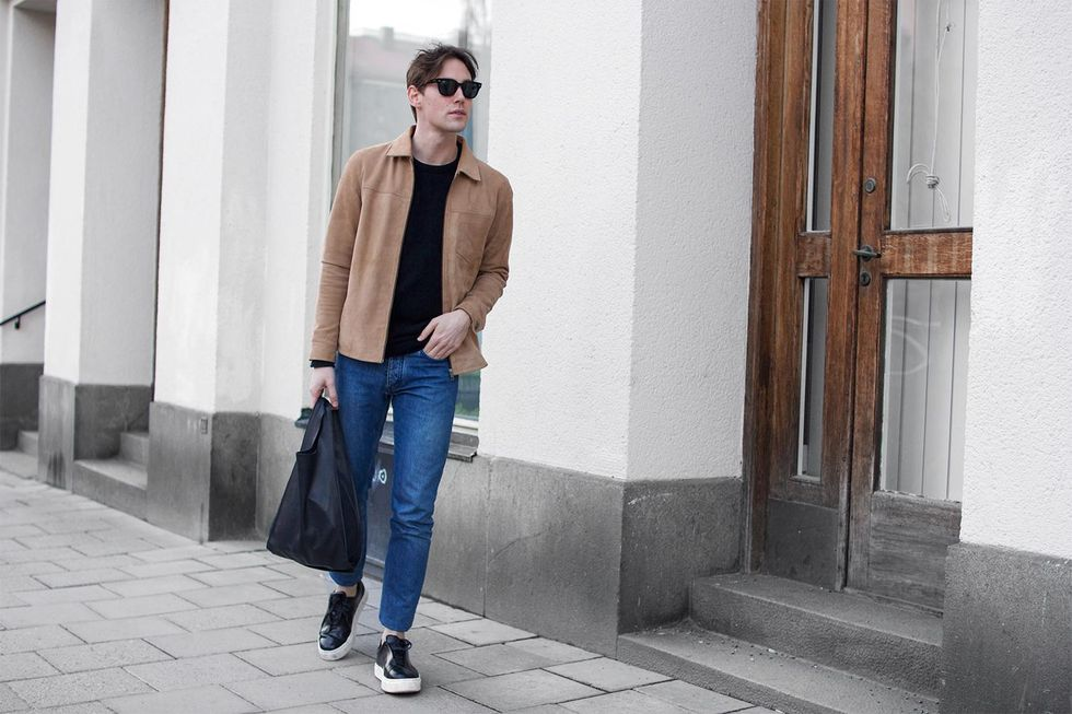 tobias sikström levis jeans mocka jacka.jpg