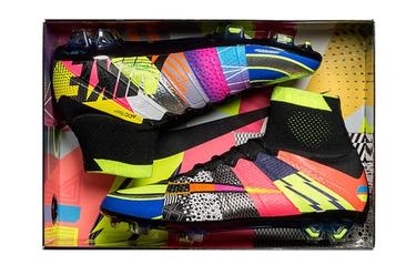 Nike slår färgrekord med nya fotbollsskon