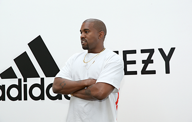 Kanye West och Adidas förlänger samarbetet