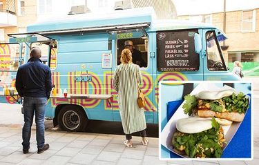 King utser landets 6 bästa food trucks