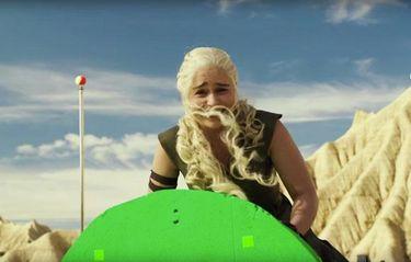 Game of Thrones-stjärnorna bjuder på sig själva i ny video med bloopers
