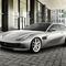 Ferrari släpper sin första familjebil med V8-motor
