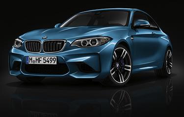 BMW:s nya M2 Coupé är ren körglädje – så ser den ut