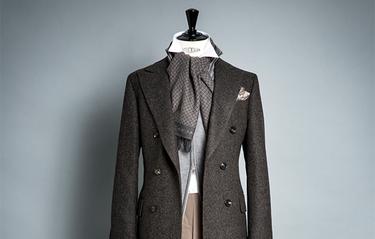 Modechefen matchar: Den dubbelknäppta rocken
