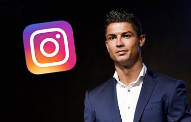 Så mycket tjänar Cristiano Ronaldo på Instagram