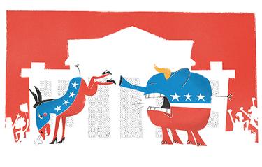 Så funkar det amerikanska valet