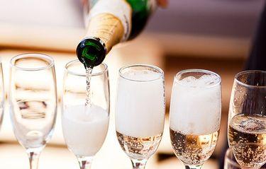 Så ska du dricka champagne