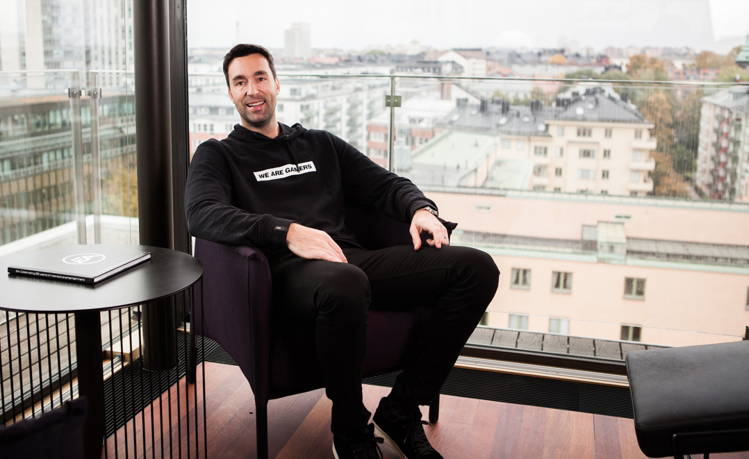 Patrick soderlund chef for ea sports