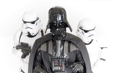 Star Wars-museum öppnar i Los Angeles