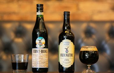 Fernet blir öl – nu släpps nya drycken