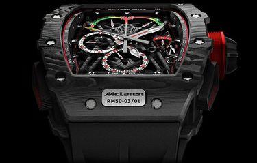Armbandsuret som kostar mer än en McLaren-bil