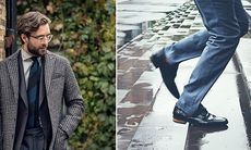 Philip Conradsson: Klä dig snyggt när det regnar