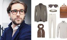 Philip Conradsson: Så klär du dig i den vita byxan