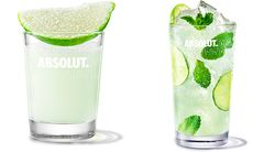 Absolut Vodka släpper ny smak – lime