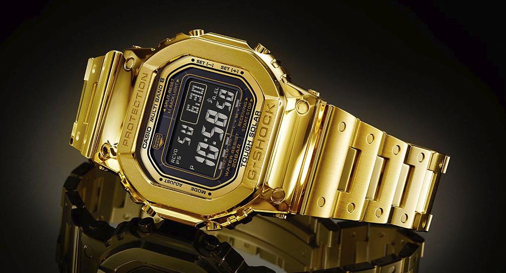 Casio G-Shock lanserar sin dyraste klocka någonsin